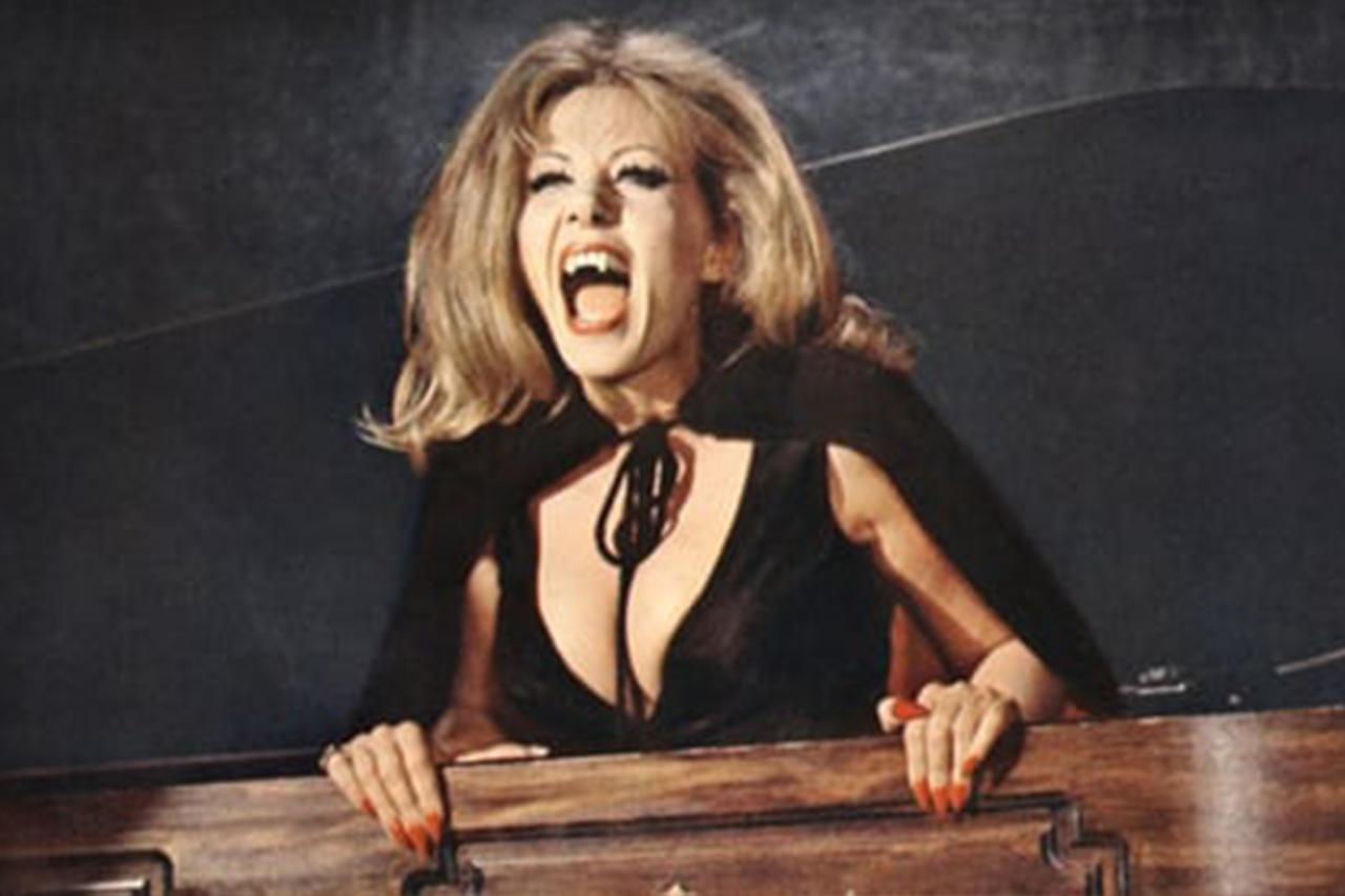 La Condesa Dracula